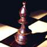 A Bishop Chess Piece