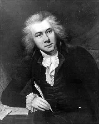 William Wilberforce (not Ermine Desmond)